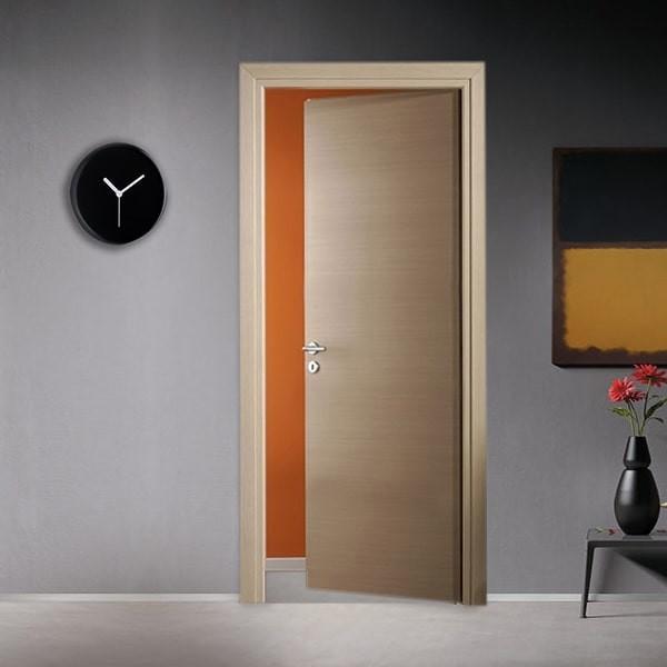 Bleached Oak Laminate Door