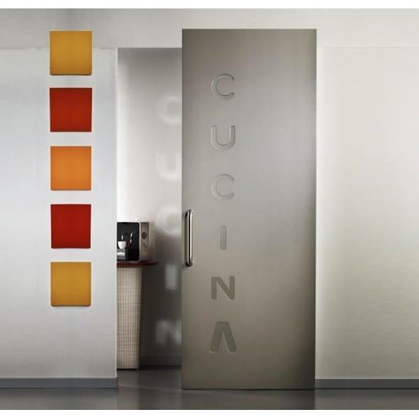 Porta Pantografata Laccata Scorrevole Esterna (Art.401) Porte Interne