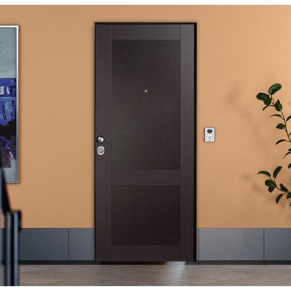 Porta Blindato Traversi e Pannelli Wenge Porte Interne