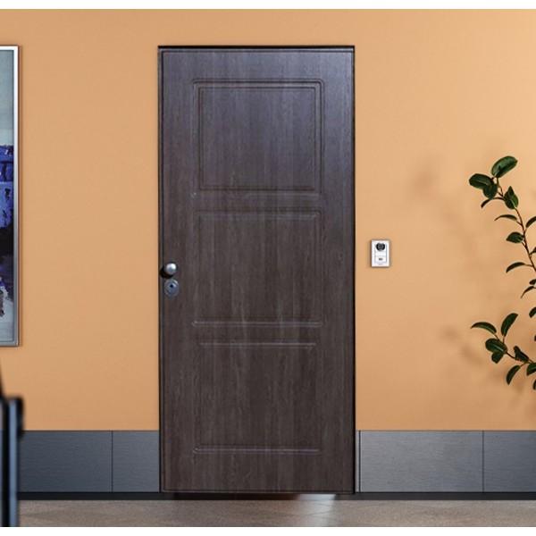 Portoncino Blindato moderno Bugnato PVC Porte Interne