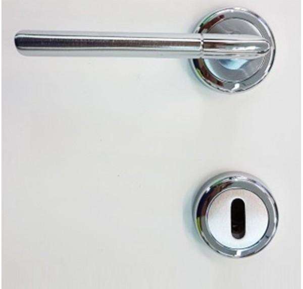Maniglia Gol Cromo Satinata (Art.161GCSR) Porte Interne