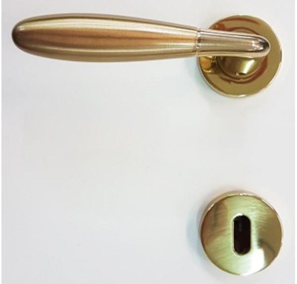 Maniglia Ottone DROP (Art.161DPOR) Porte Interne