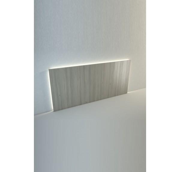 Testata Letto con retrostruttura (Art.681) Porte Interne