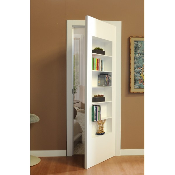porta nascosta libreria