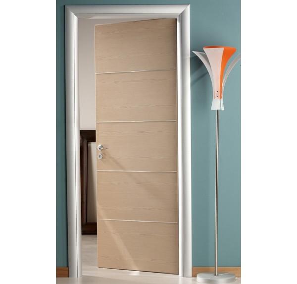 Porta legno rovere sbiancato porta da interni - Porta rovere sbiancato ...