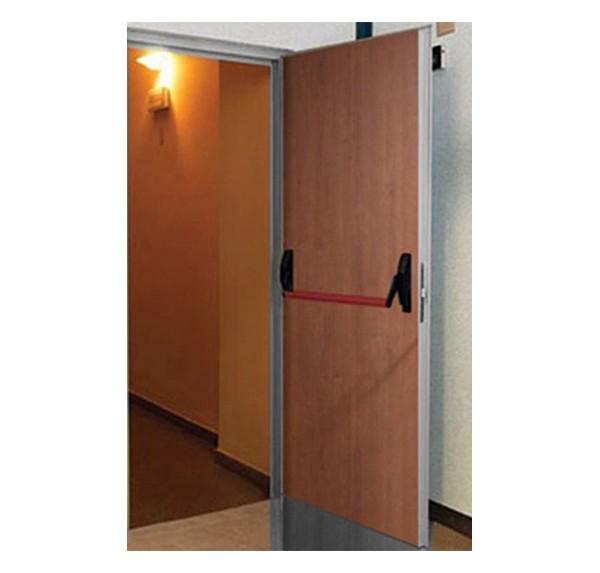 Taglia Fuoco REI 120 RIVESTITA 1 ANTA hotel rei 60 120 sicurezza tagliafuoco fire doors porte italiane