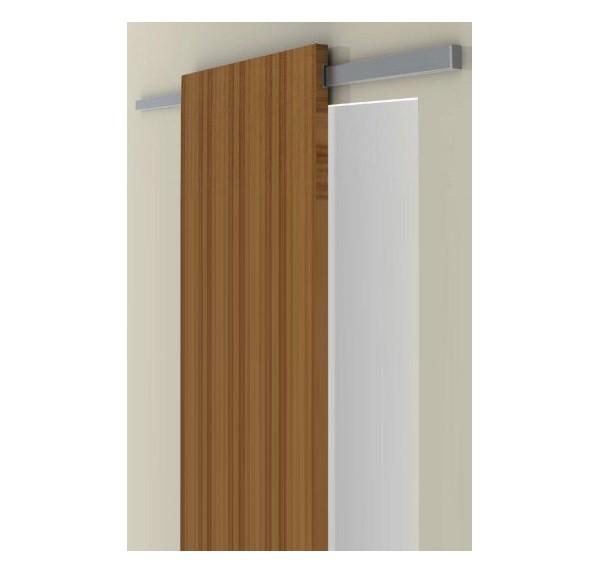 Binario Divina Scorrevole alluminio per porta in legno da kg. 80   porteitaliane.com