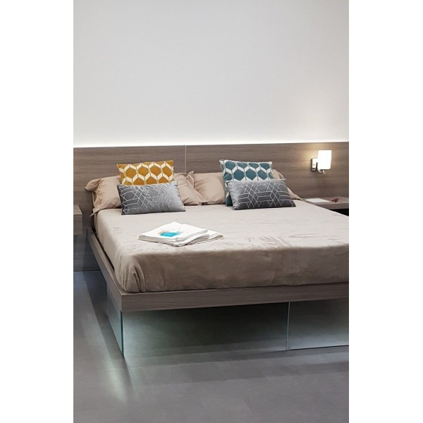Letto Floating Bed Lagoon Porte Interne