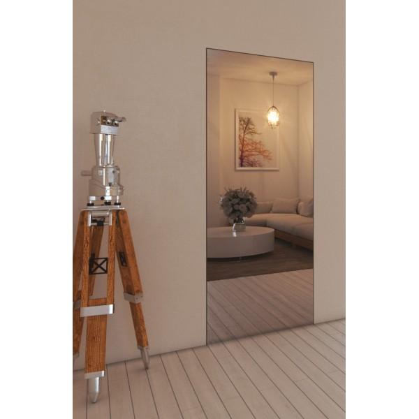Porta Raso Muro con specchio esterno Eleganza e fascino