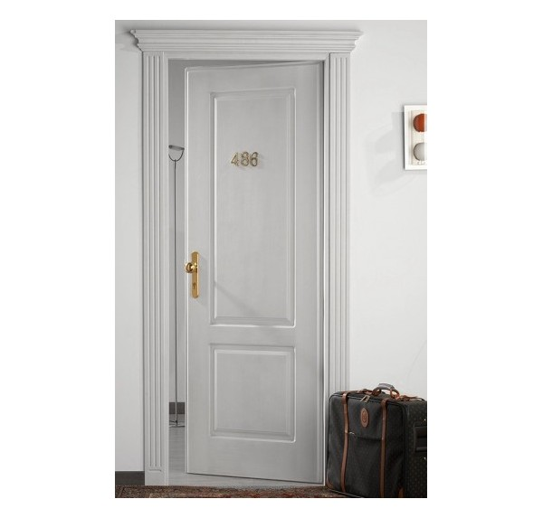 Porta Hotel REI 45 Legno Anticata Kit Impero Porte Interne