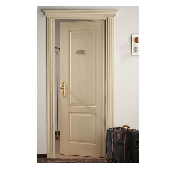 Porta Hotel REI 45 Legno Anticata Kit Impero hotel rei 60 120 sicurezza tagliafuoco fire doors porte italiane