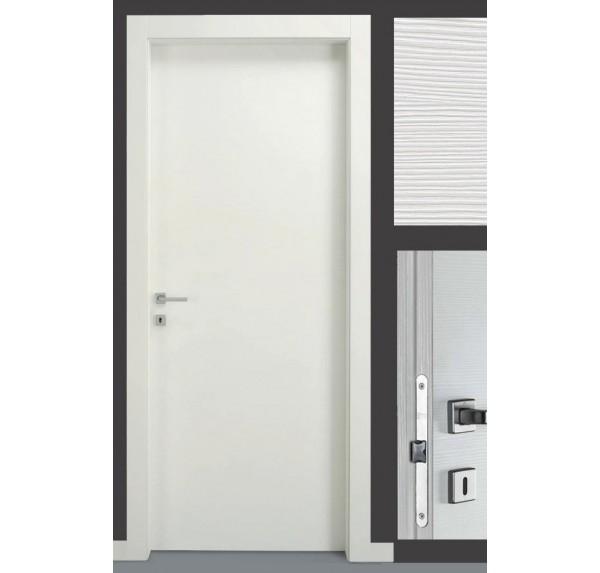 Porta Laminato Bianco Matrix Porte Interne
