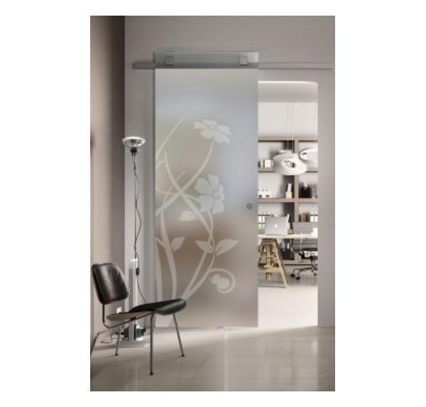 porte scorrevoli in vetro scegli con decori o senza decori