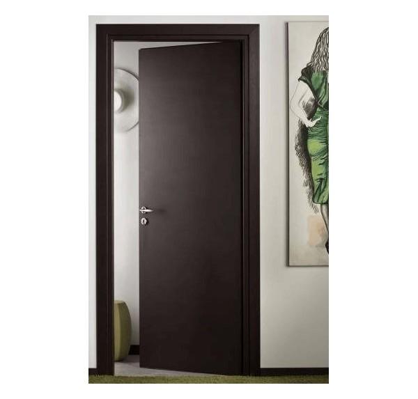 White wenge or whitened oak interior door
