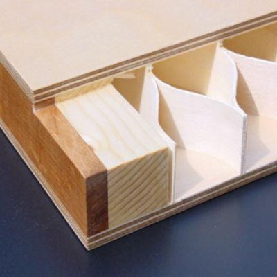 honeycomb wood