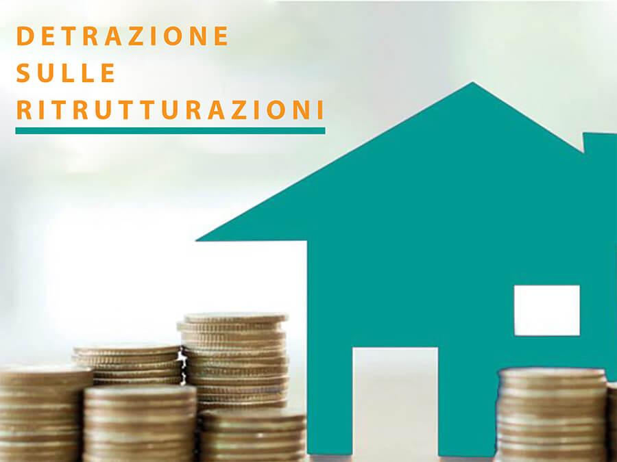 detrazioni agevolazione fiscali casa