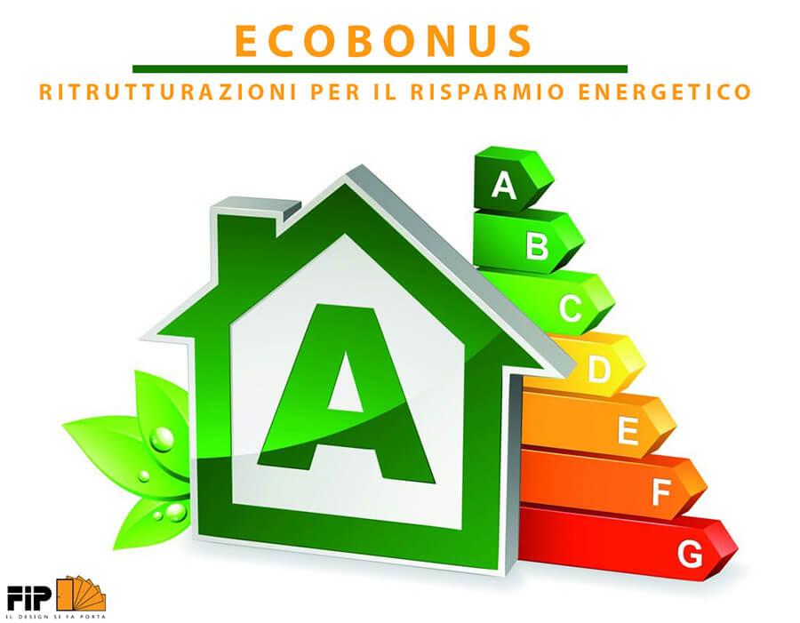 ecobonus detrazioni sulle ristrutturazioni