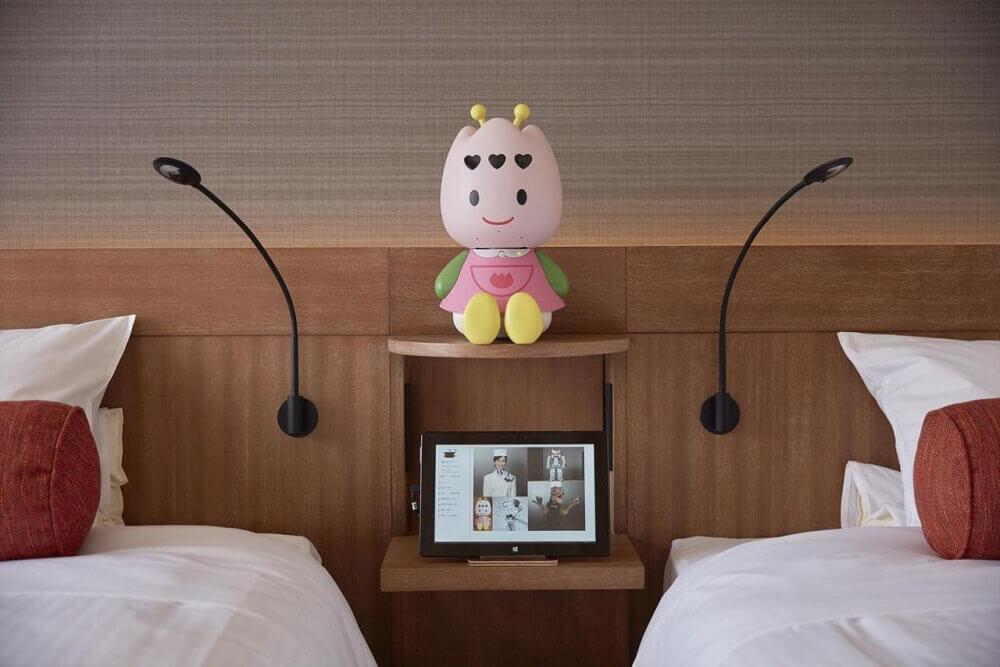 impianto domotico in hotel