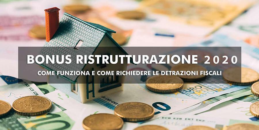 bonus infissi agevolazioni fiscali 2020