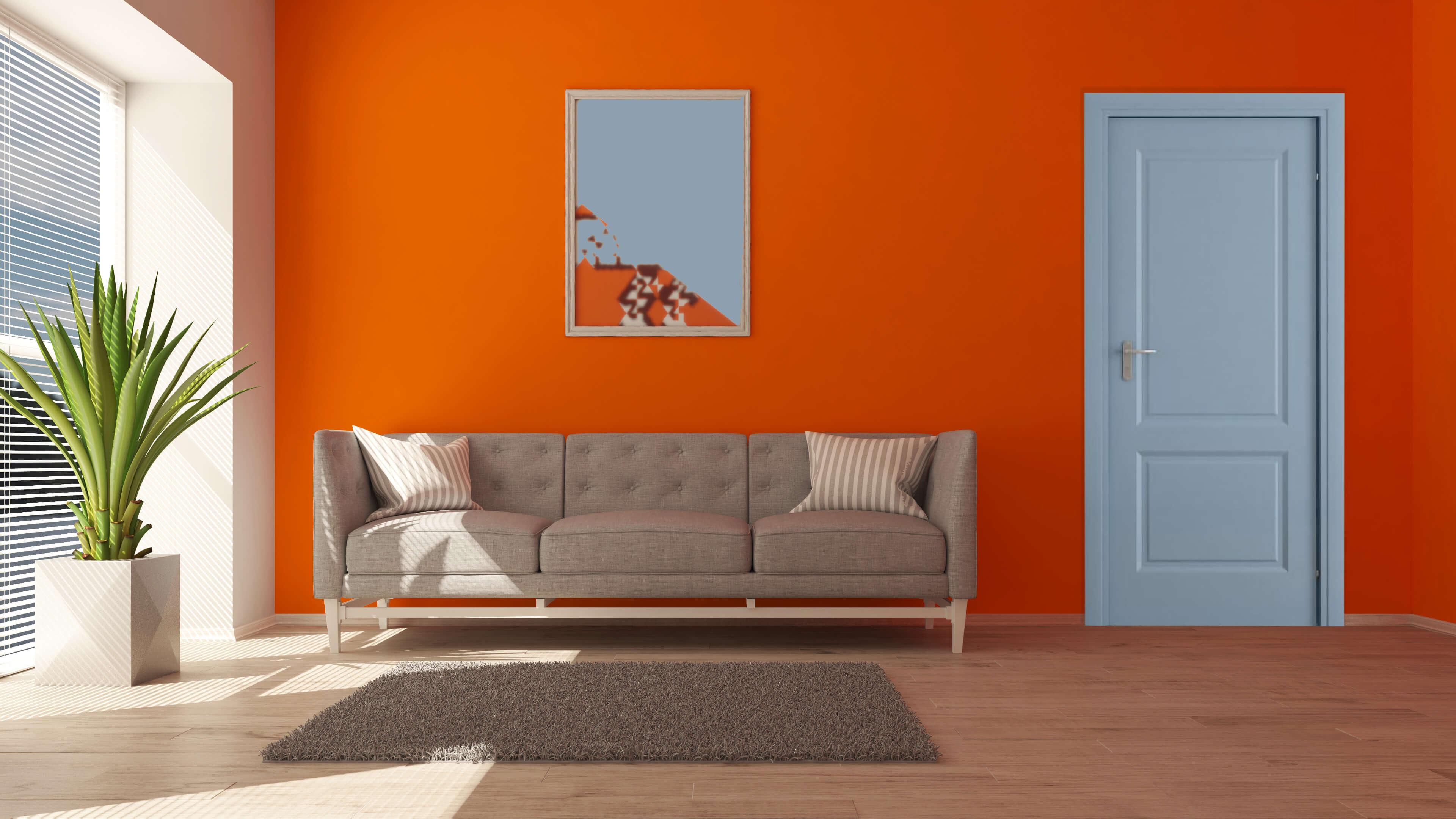 Porte Bianche Colore Pareti porte interne come sceglierle in base alle pareti o arredo