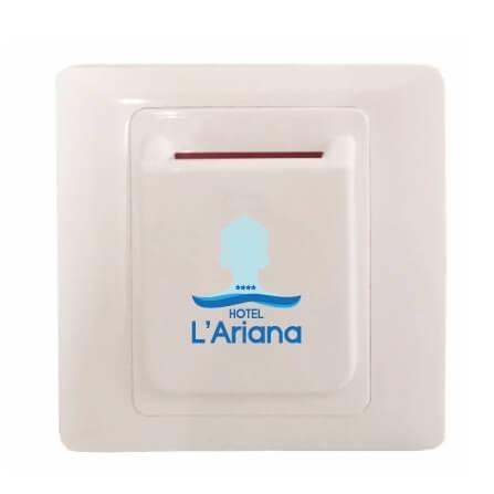 energysaving badge personalizzato