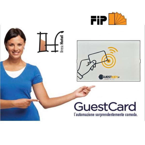 Guest Card access control