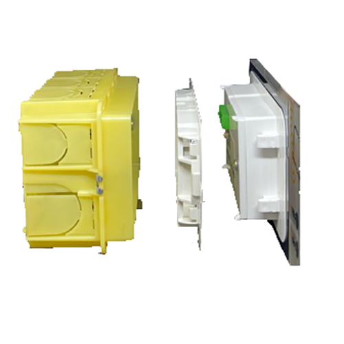 Access control mounting cassette 503