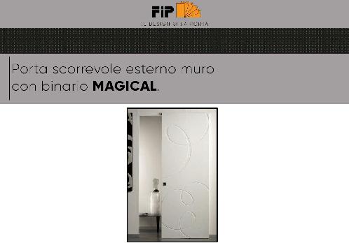 istruzioni porta magical