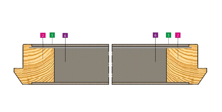 hospital doors lead section