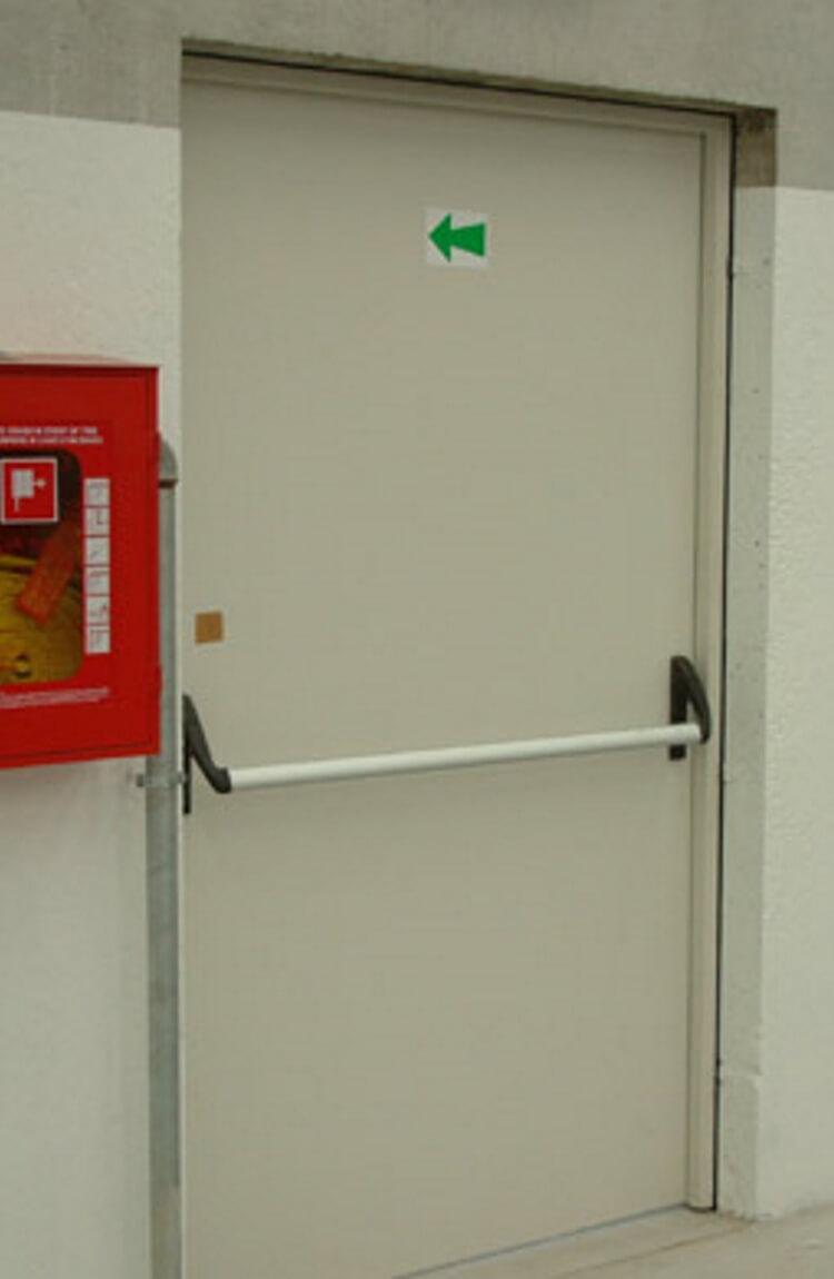 rei door for plasterboard