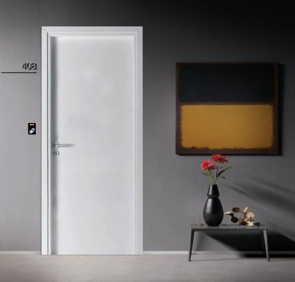 42 dB soundproof door