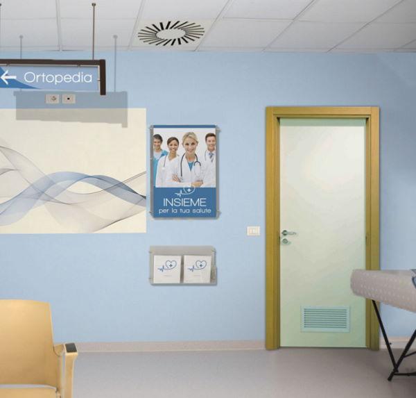 Porte per ospedali