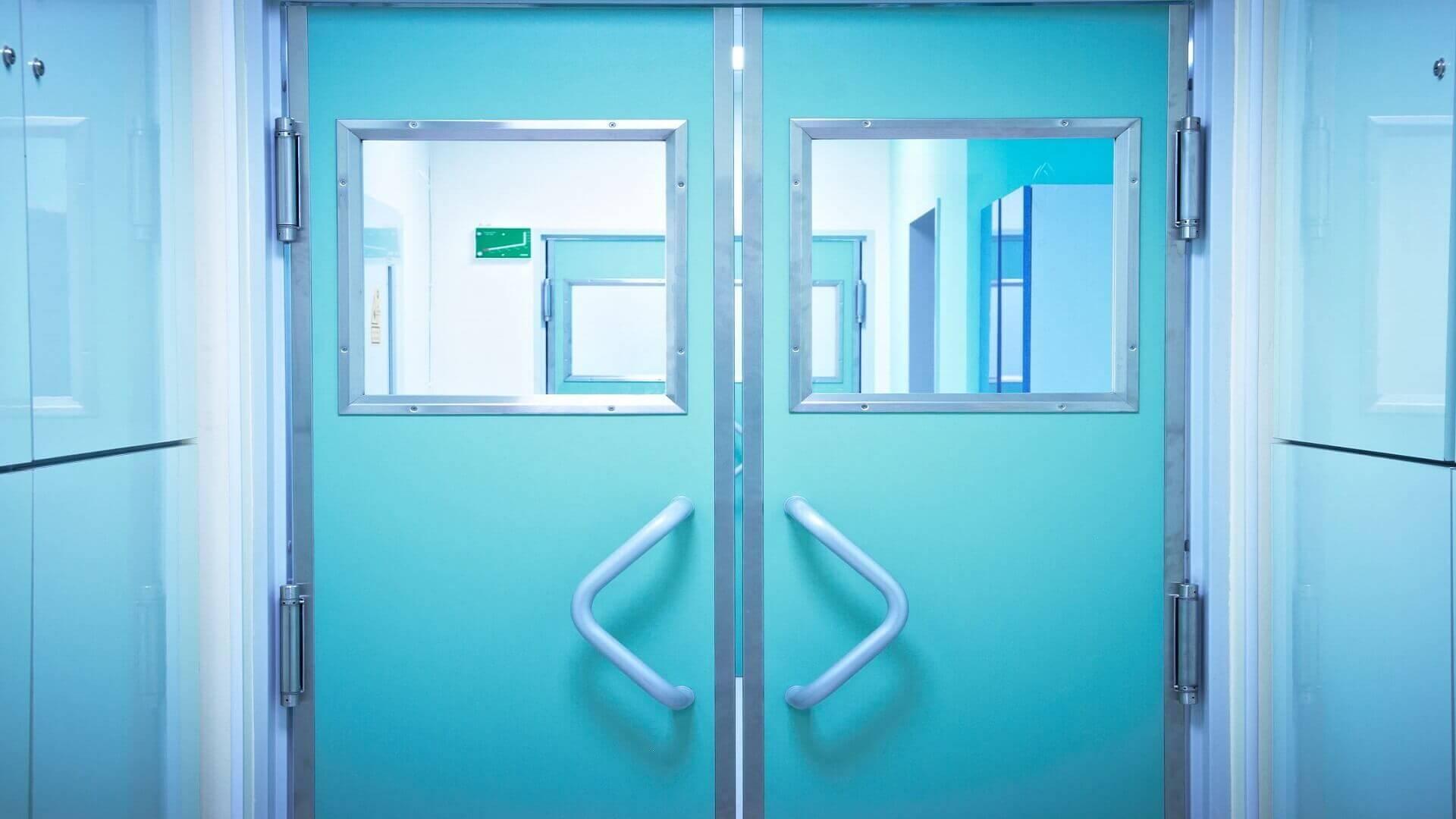 doors for hospitals