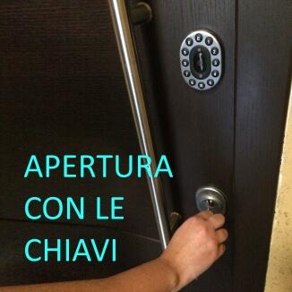 chiavi porte blindate