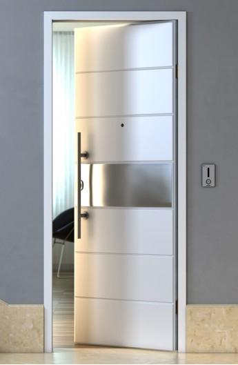 porta blindato modello Roma