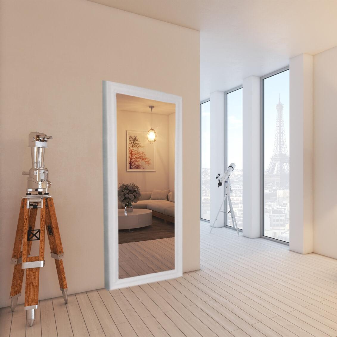 porte scorrevoli esterno muro con specchio compra on line