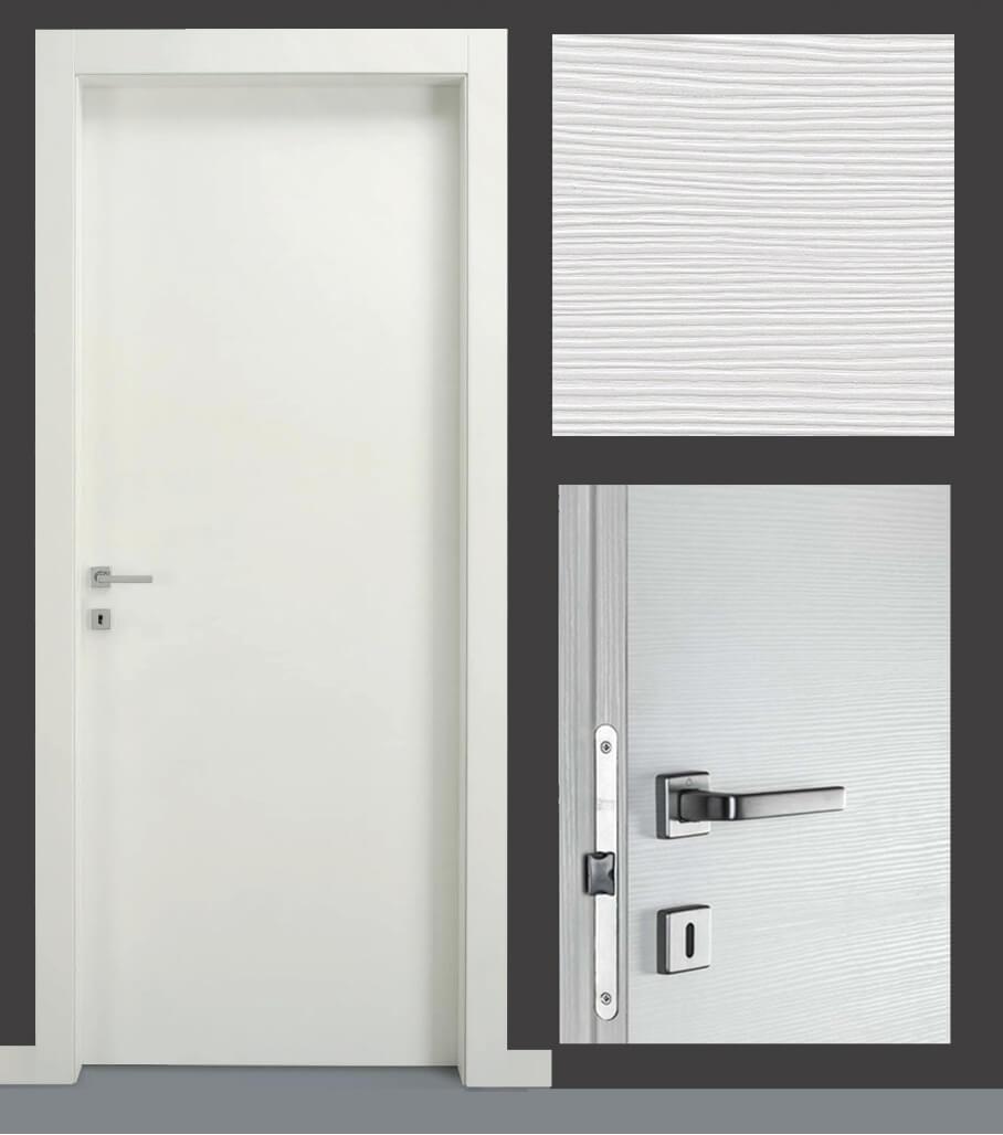 porta bianco matrix