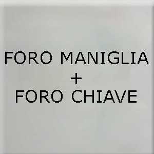 Foro Mangilia + Foro Chiave