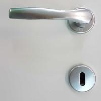 Maniglia Alluminio Argentata + € 8,00